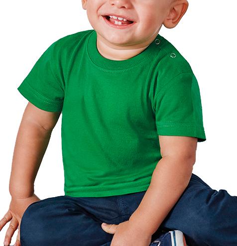 camiseta manga corta especial bebé - RGregalos