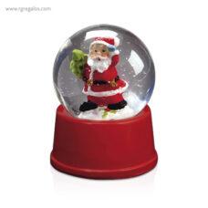Bola de cristal Papá Noel - RG regalos publicitarios