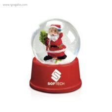 Bola de cristal Papá Noel packaging - RG regalos publicitarios (2)