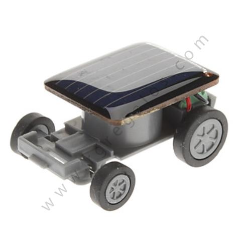 Coche solar 1 - RGregalos