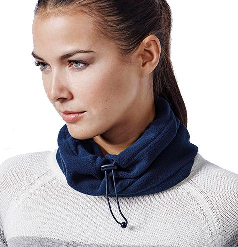 Cuello polar con ajuste de cordón - RGregalos