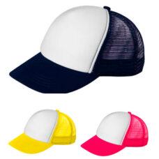 Gorra de rejilla transpirable colores - RGregalos