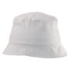 Gorro niño 100% algodón blanco - RGregalos