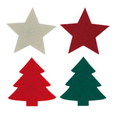 Imán estrella o árbol -RG regalos publicitarios