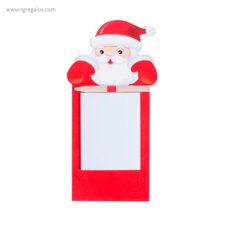 Imán navidad con bloc - RG regalos publicitarios