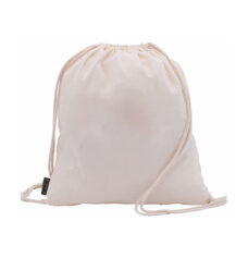 Mochila plana ecológica 100% algodón - RGregalos