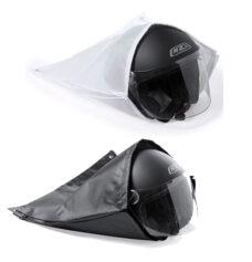 Mochila plana ideal para casco moto - RGregalos