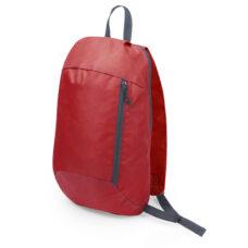 Mochila poliéster 600D colores ligera roja - RGregalos