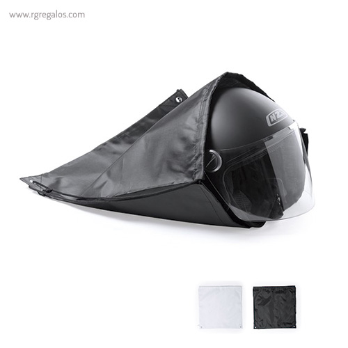b63a8195696 Mochila saco para casco moto personalizada - RG regalos publicitarios