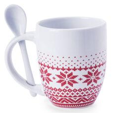 taza de cerámica navidad - RGregalos