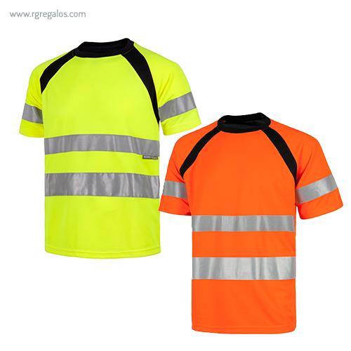Camiseta alta visibilidad C941 - RG regalos publicitarios