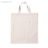 Bolsa 100% algodón asas cortas blanca - RG regalos publicitrios