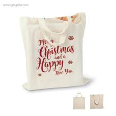 Bolsa 100% algodón ecológica - RG regalos publicitarios