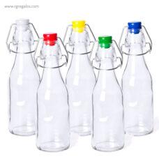 Botella de cristal 260 ml - RG regalos publicitarios
