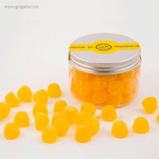 Caramelos bote pet gominolas 150cc. - RG regalos publicitarios