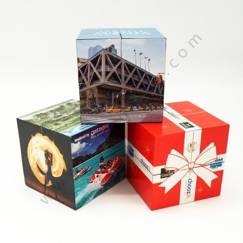 Cubo mágico publicitario 1 - RG regalos publicitarios
