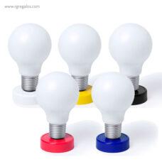 Lámpara en forma de bombilla - RG regalos publicitar