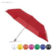 Paraguas plegable poliéster
