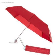 Paraguas plegable poliéster - RG regalos publicitarios