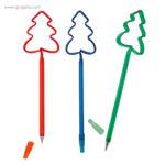 Bolígrafo árbol navidad - RG regalos publicitarios