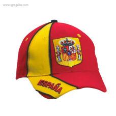 Gorra países con escudo España - RG regalos publicitarios