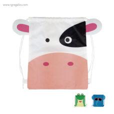 Mochila saco en forma de animales - RG regalos publicitarios