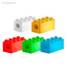 Maquineta formes construcció- RG regals publicitaris