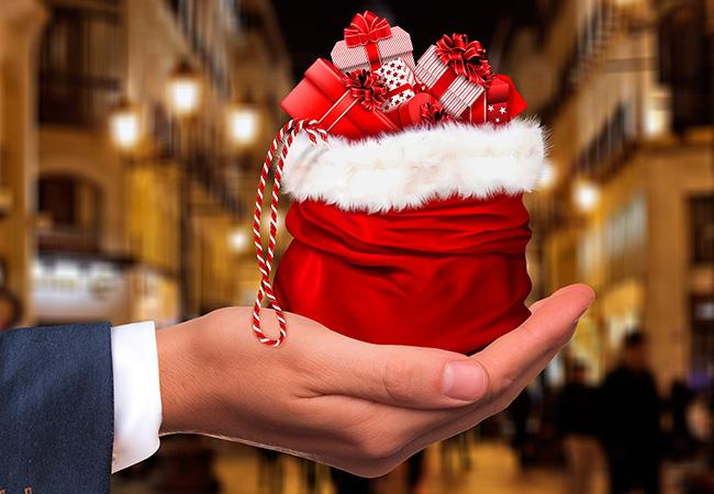 Regalar artículos promocionales en navidad - RG regalos publicitarios