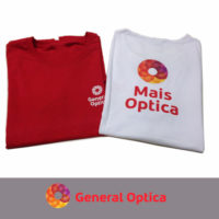 General Optica camisetas - RG regalos publicitarios