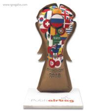 Publiairbag copa del mundo 2018 - RG regalos publicitarios
