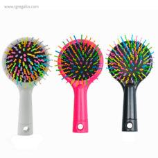 Cepillo de púas con espejo - RG regalos publicitarios