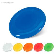 Disco volador plástico - RG regalos publicitarios