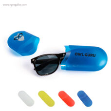 Funda de gafas translúcida - RG regalos publicitarios