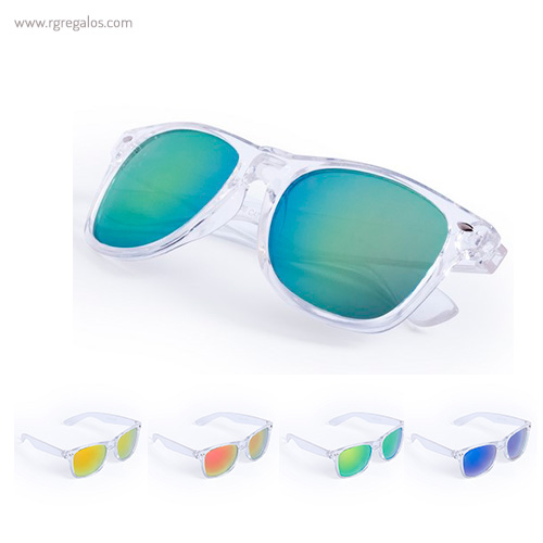 0f3ecb32bb Gafas de sol lentes color - RG Regalos publicitarios