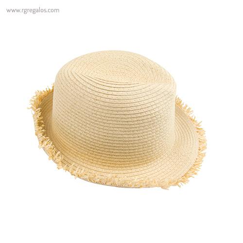 Sombrero de paja con flecos - RG regalos publicitarios 92619ec3337