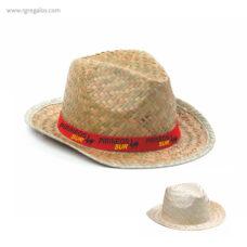 Sombrero de paja publicitario - RG regalos publicitarios
