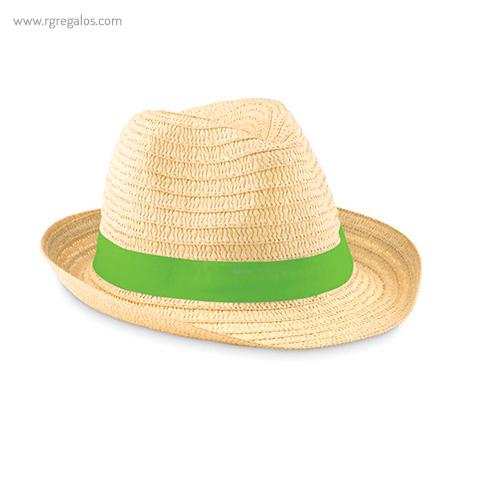 Sombrero de papel paja personalizado - RG regalos publicitarios 27129fa94ae
