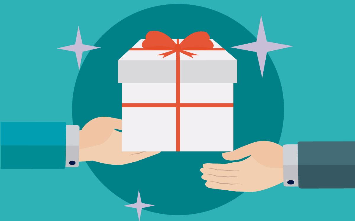Las reglas de elección de los regalos promocionales - RG regalos publicitarios