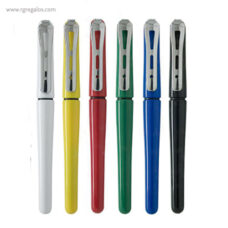 Bolígrafo Borghini plástico V121-RE - RG regalos