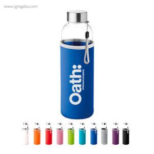 Botella con funda de neopreno de 500 ml - RG regalos publicitario