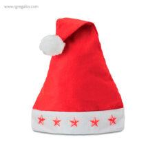 Gorro navidad con luces - RG regalos publicitarios