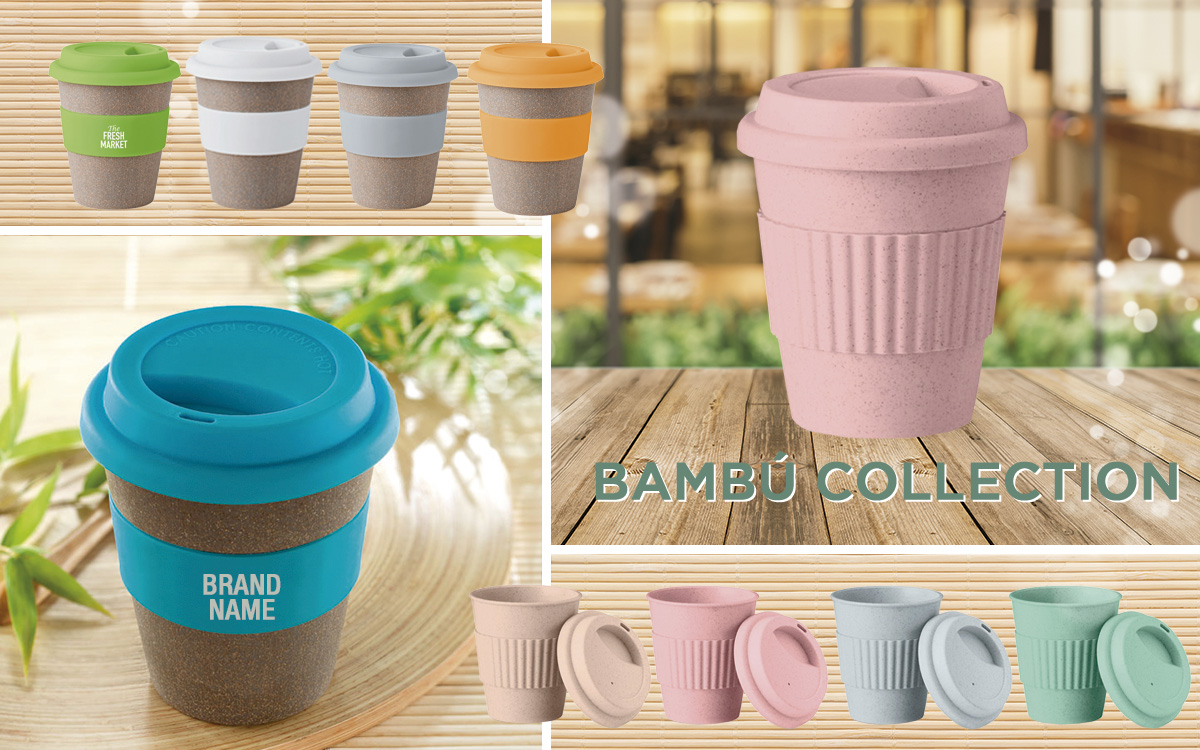 Artículos de bambú personalizados - RG regalos publicitarios