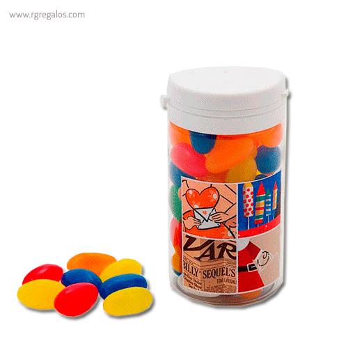 Pildorero con caramelos 100 ml - RG regalos publicitarios