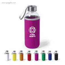 Botella con funda de neopreno 420 ml - RG regalos publicitarios