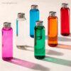 Botella de cristal colores de 500 ml colores - RG regalos promocionales