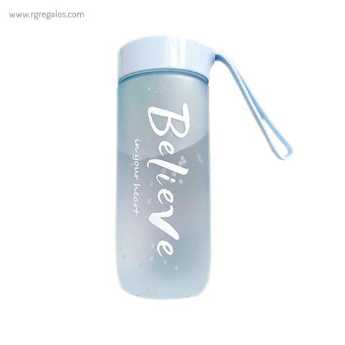 Botella de pp translucido de 500 ml - RG regalos publicitarios