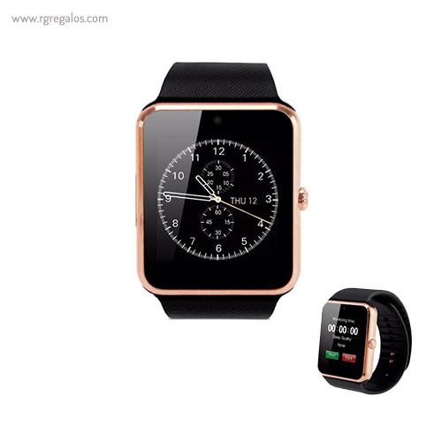 Reloj inteligente con cámara - RG regalos publicitarios