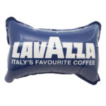 Publiairbag promocional cojín Lavazza