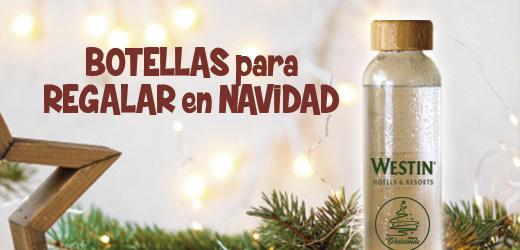 Botellas Navidad personalizadas