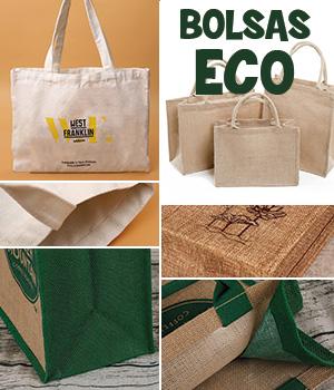 Bolsas ecológicas - RG regals publicitarios